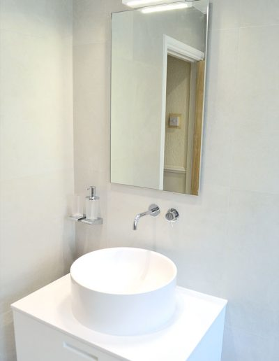 Elegant sink design