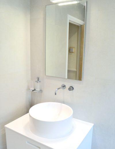 Elegant sink design
