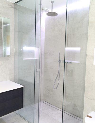 Shower unit